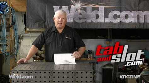 tab and slot welding introduction to tab and slot welding tables tig time