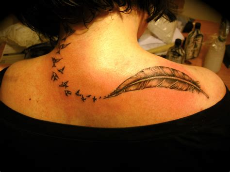 feather and bird tattoo feather tattoos designs ideas and meaning tattoos for you