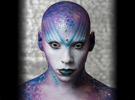 special effects makeup artist how to bee a special effects makeup artist australia