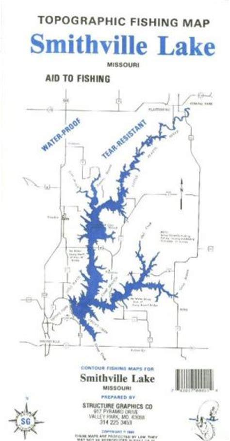 smithville lake map smithville lake fishing topo fishing maps maps