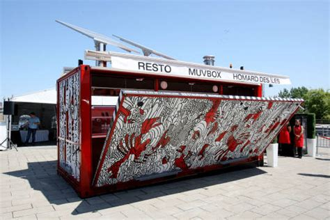 Box Hotdog Kecil m 252 vbox fast food shipping container restaurant inhabitat