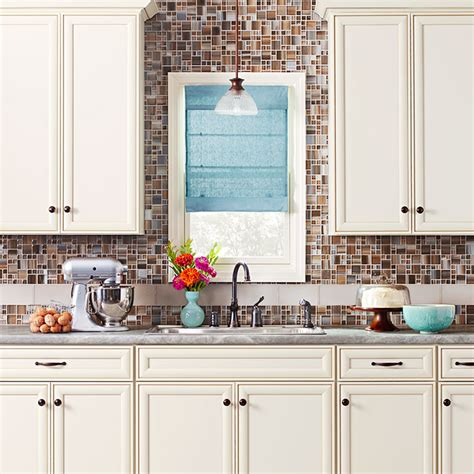 do you tile under kitchen cabinets three kitchen makeovers