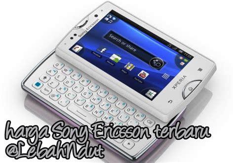 Hp Sony Baru Bekas harga hp sony ericsson baru bekas desember 2012 terlengkap