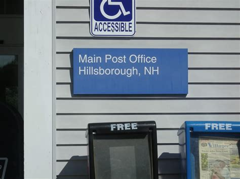 Hton Nh Post Office by Us Post Office Uffici Postali 11 Central St