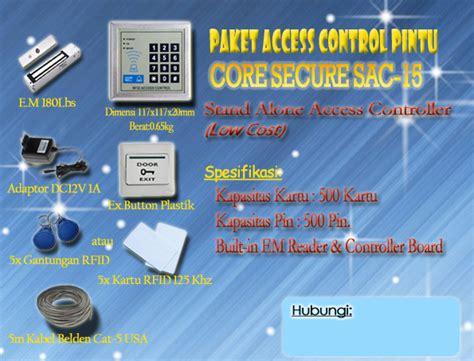 Paket Access Access Door System Access Pintu jual paket access pintu murah sac 15 sistekom