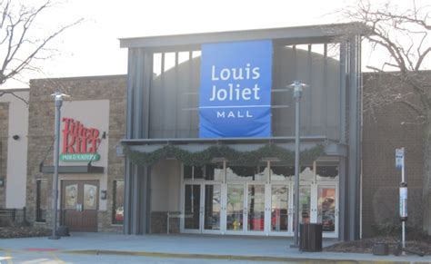 layout of louis joliet mall trip to the mall louis joliet mall joliet il