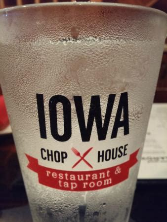 iowa chop house visit our new updated website www iowachophouseic com bild von iowa chop house