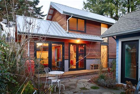 Backyard Cabin by Seattle Real Estate A Seattle Real Estate Website