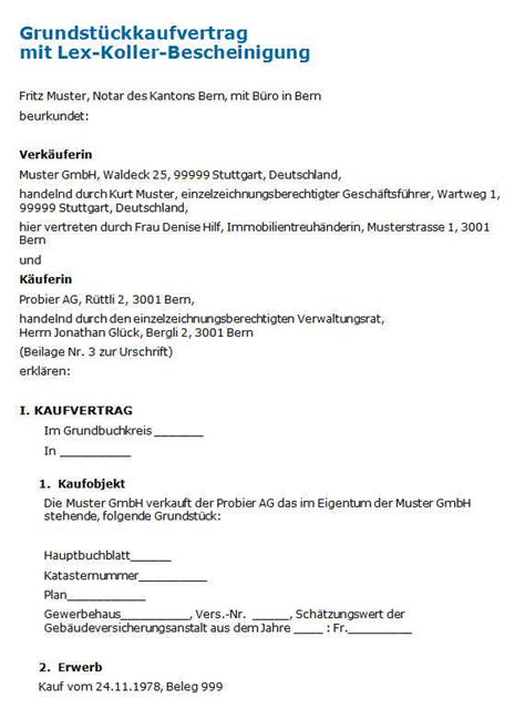 Muster Rechnung Innergemeinschaftlicher Erwerb Vertrag F 252 R Grundst 252 Ckkauf Mit Koller Bescheinigung Downloaden