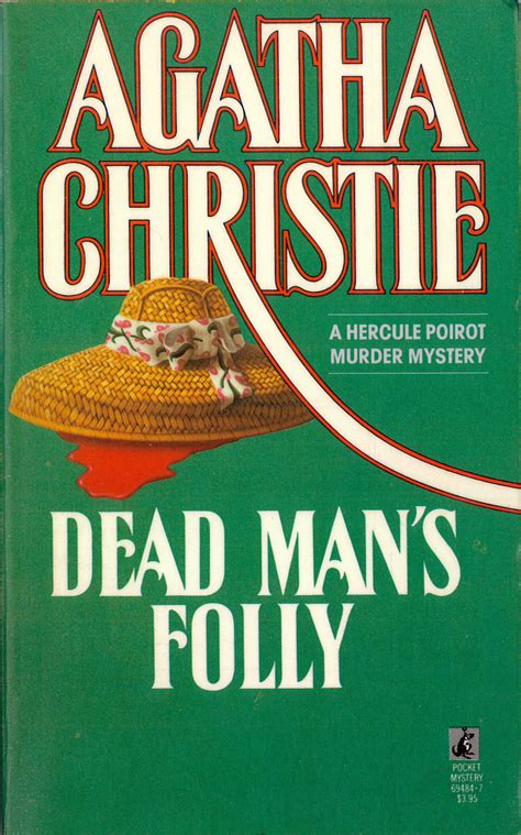 libro dead mans folly agatha dead man s folly the poisoned martini