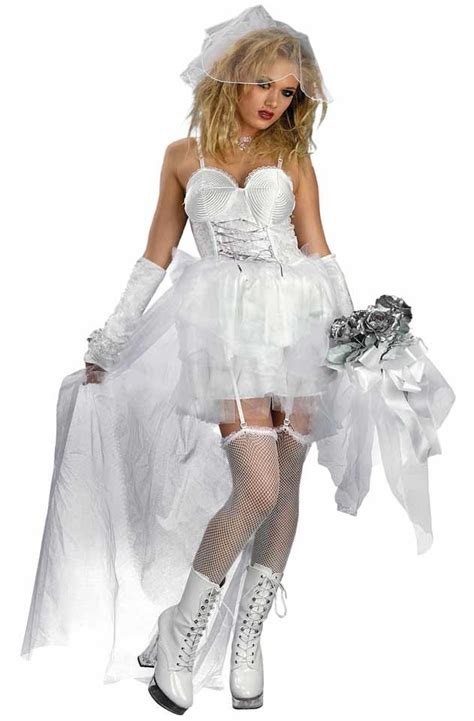 Wedding Dress Costume by Madonna Costumes Costume