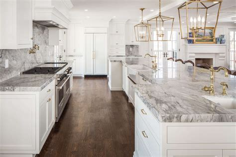 And White Kitchens by Beautiful White Kitchens House Of Hargrove