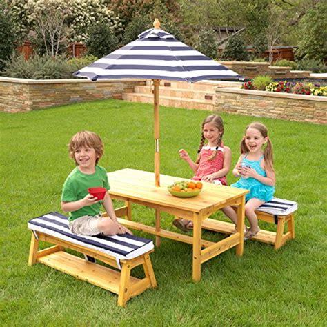 kidkraft outdoor table and chair set kidkraft outdoor table and chair set with cushions and