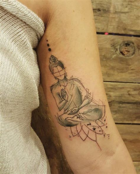 buddha small tattoo best 25 buddhist tattoos ideas on unalome