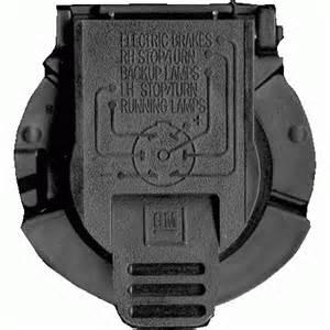 gm general motors 12191503 trailer hitch connector