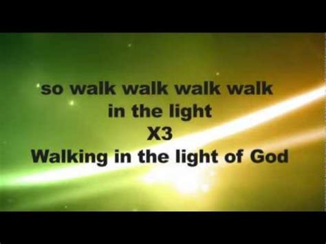 In Light Of This by Walking In The Light Of God Worship