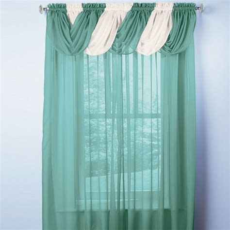 curtain scarves how to hang scarf curtains furniture ideas deltaangelgroup