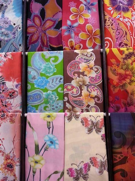 Crepe Batik 112 best images about batik songket on
