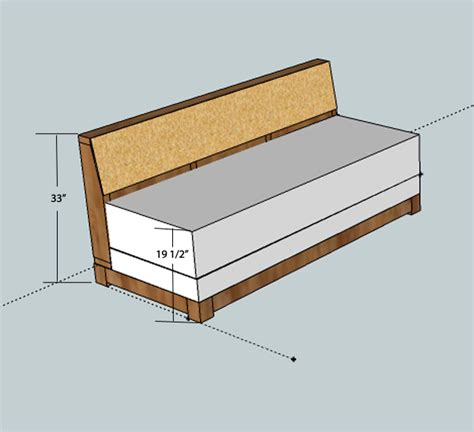 build a couch diy 12 how to build a sofa instructions