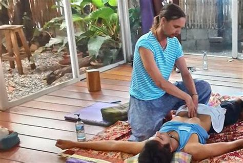 abdominal chi massage courses chiang mai treatments