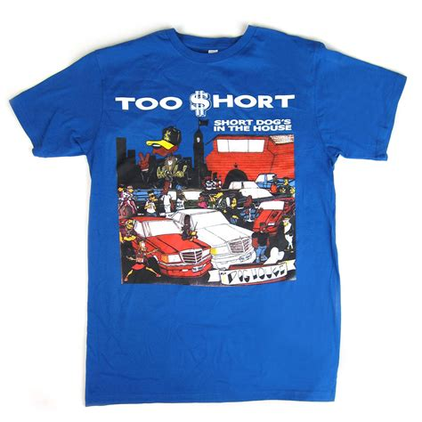 short dog in the house too short short dog s in the house shirt from turntable lab