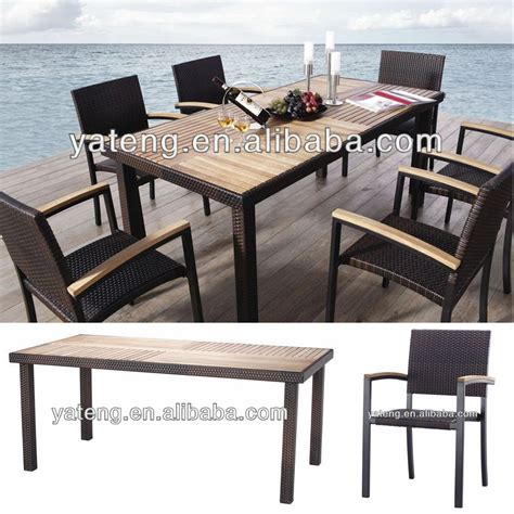aluminum dining room table chair teak furniture buy