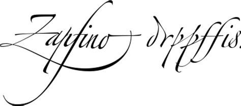 zapfino tattoo font schriftart zapfino 174 extra x std two infos commercial