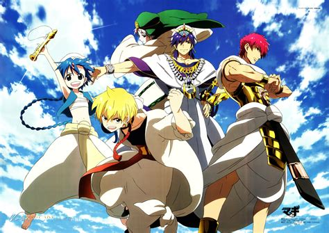 Anime Recommendations by Top15 Best Swords Sorcery Anime Recommendations