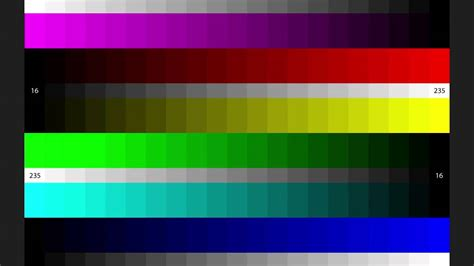 test pattern for led tv calibraci 211 n led tv lg full hd 22 mejorado luxoo youtube