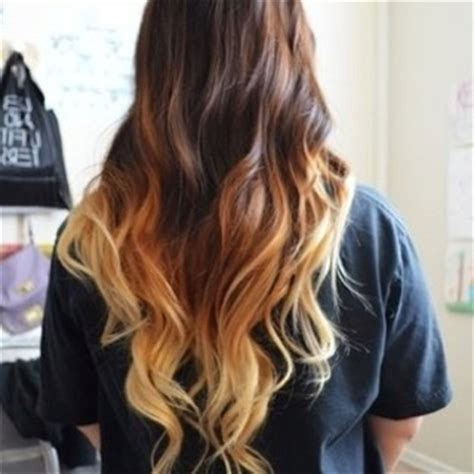 black and blonde ombre images black brown blonde ombr 233 hair stuff pinterest