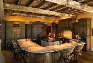 rustic cabin kitchen ideas rustic lodge style home rustic kitchen houston by
