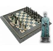 Lord Of The Rings Chess Collection  Sci Fi &amp Fantasy Eaglemoss