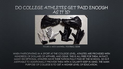 College Athletes Should Get Paid Essay by College Athletes Should Get Paid Research Paper