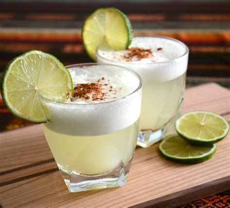 pisco sour recipe bbc good food
