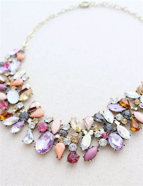 Statement Necklace best 25 statement necklaces ideas on chunky