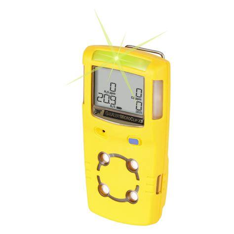 Alarm Gas Detector bw technologies 174 mcx3 xwhm y na gasalertmicroclip x3