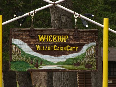 Wickiup Cabins by Black Cabins At Wickiup