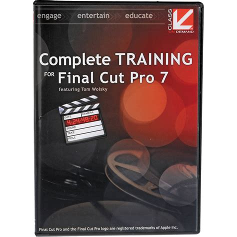 final cut pro zip download class on demand video download complete training 94900 b h