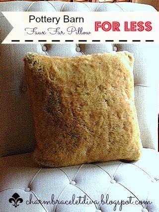 pottery barn ls sale our hopeful home pottery barn faux fur