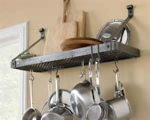 Kitchen Wall Hangers For Pots And Pans 21 Clever Ways To Maximize Kitchen Cabinet Storage