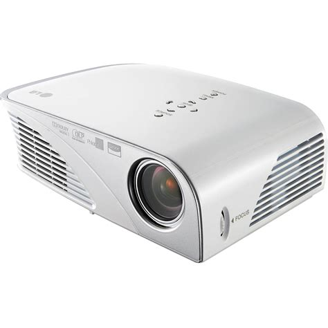 Portable Led Projector lg hs201 ultra portable led projector hs201 b h photo