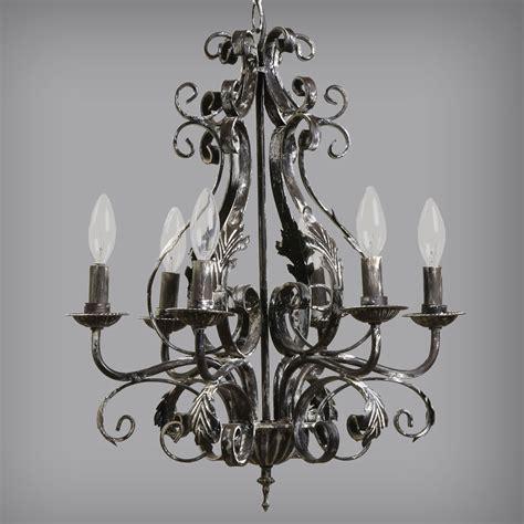 iron chandelier black iron chandelier relish decor