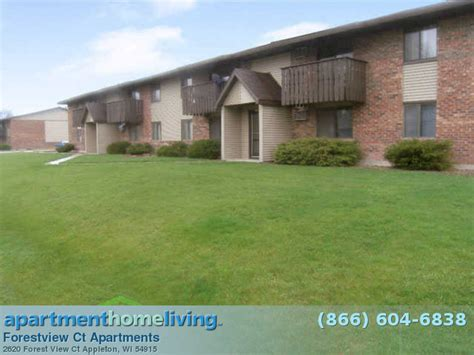 Appleton Appartments by Forestview Ct Apartments Appleton Apartments For Rent