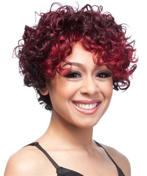 short curly weavons for round faces 334 best short curly hair images on pinterest hair cut
