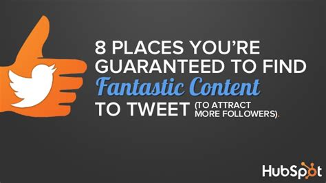 8 Places To Meet by 8 Places You Re Guaranteed To Find Great Content To Tweet