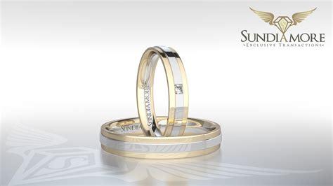 wedding rings prince princess with