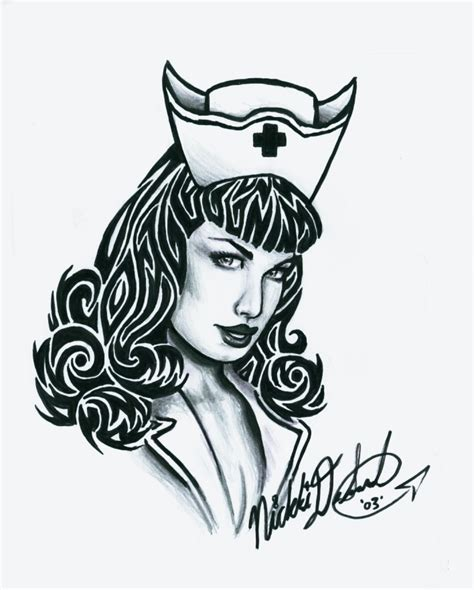 bettie page tattoo bettie page with tribal hair by pucksgryn on deviantart
