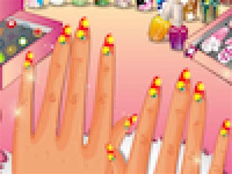 Spelletjes Nagels Lakken by Prachtige Nagels Spelletje Spelletjes Spelen Op