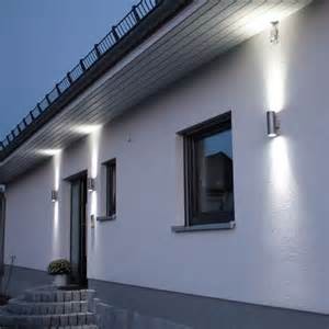beleuchtung haus 220 ber 1 000 ideen zu au 223 enbeleuchtung auf