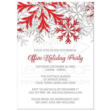 make free printable christmas party invitations holiday invitations